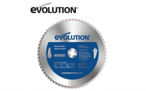 Disc pentru taiere pentru fierastrau circular  taiere o  el 355 x 25.4 x 2.4 mm  66 Din  i   EVO66TBLADE