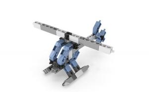 Jucarie Engino Inventor 8 in 1 - Avioane