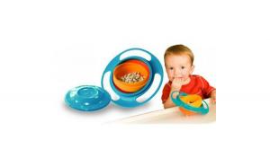 Castron rotativ bebe, care nu se rastoarna niciodata