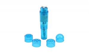 The Ultimate Mini Massager Blue