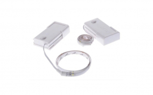 Set 2 benzi LED flexibile, autoadezive 2 x 30 cm