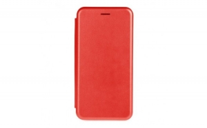 Husa Apple Apple iPhone 7 Air Noble cu Inchidere Magnetica Rosu