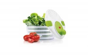 Aparat pentru uscat salata verde