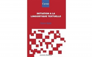 Initiation a la linguistique textuelle, autor Doina Paula Spita