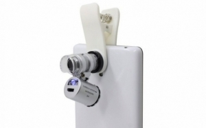Microscop telefon
