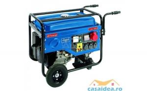 Generator pe benzina 13 Cp  25 L  3600W SG7000   Scheppach 5906210901