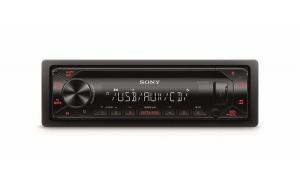 Sony Radio MP3 Player, CDXG1301U.EUR ,4 x 55W, MP3, WMA, FLAC, USB, AUX