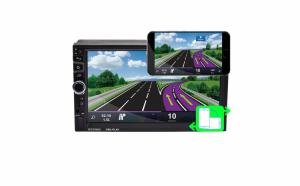 Radio Mp5 Player 7030CA, GPS, WI-FI, Android, Ecran tactil 7Inch Black Friday Romania 2017