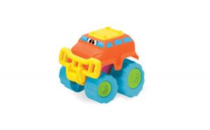 Primul meu vehicul portocaliu