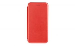Husa Apple iPhone 6/6S Air Noble cu Inchidere Magnetica Rosu