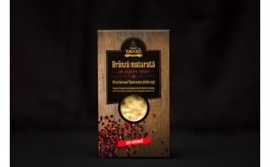 BRANZA MATURATA CU PIPER ROSU 320G, Black Friday 2020, Produse alimentare