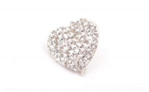 Pandantiv Heart Ceralun, Cristal,