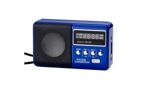 Radio MP3 Mini boxa portabila WS-239, Produse Noi