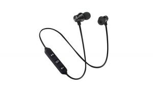 Casti Bluetooth Sport Magnet, Bass Boost, HD Sound, Stereo, Raza Actiune 20m