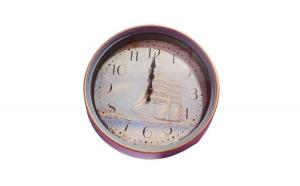Ceas de perete, Vapor cu vele, 23 cm, DF180255X-2