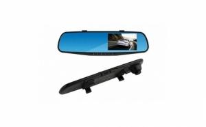 Oglinda retrovizoare cu o camera video