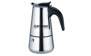 Filtru de cafea manual, Ertone, din inox, 12 cesti