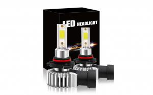 Kit becuri led COB D9 HB4, 9006