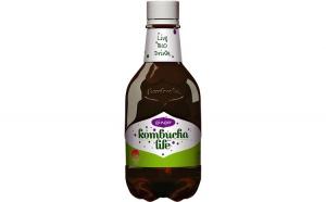 Kombucha Life cu ghimbir bio 330ml