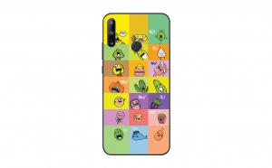 Skin Huawei P40 Lite E Super TOUCH