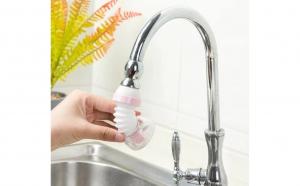 Cap de robinet flexibil 360 grade