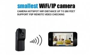 Mini camera DV IP