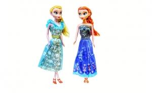 Set 2 Papusi Frozen