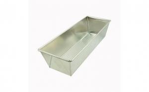 Forma pentru chec, 35 x 11.5 x 7.5 cm, Aluminiu