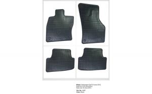 Covoare cauciuc VW GOLF VII 2012 -> ( 0397 -  P50 )