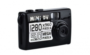 Mini camera video cu functie de detectare a miscarii, la doar 75 RON de la 169 RON