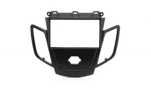 Adaptor 2 DIN FORD Fiesta 2008+ w/display (Black) 2008- GLZ-FOR-01