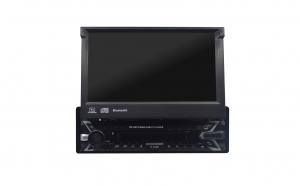Mp5 Player 1DIN cu ecran de 7 Inch retractabil, bluetooth, usb, aux, slot tf card, phonelink, telecomanda