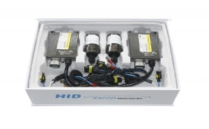 Kit xenon canbus pro, 12-24V, H8/H9/H11, 4300K, 55W