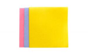 Set 3 Laveta universala,multicolor,34 x 36 cm