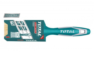 Pensula de vopsea 63mm - maner TPR (INDUSTRIAL)