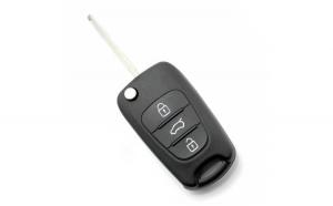 Hyundai - Carcasa cheie tip briceag, 3