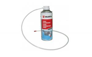 Spray dezinfectat instalatie climatizare