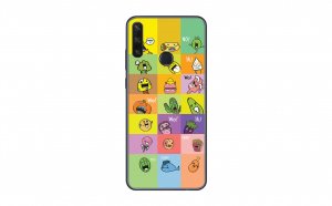 Skin Huawei Y6P Super TOUCH