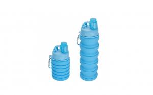 Sticla de apa pliabila, 550 ml