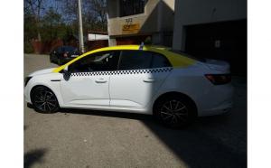 Perdele interior Renault Megane 4 sedan 2016->