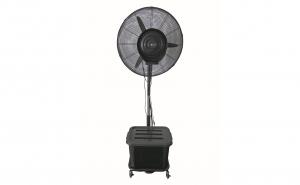 Ventilator cu pulverizare pentru exterio