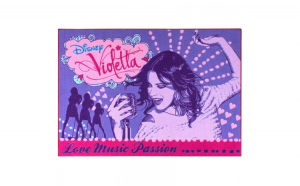Covor camera copii  Disney Violetta