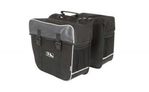 Geantă portbagaj 2 piese M-WAVE 30 litri