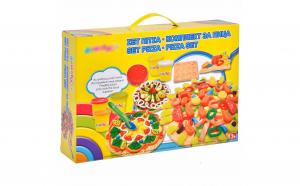 Set plastilina cu forma de pizza