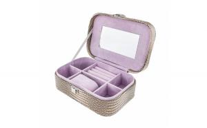 Cutie caseta eleganta Pufo Glamour