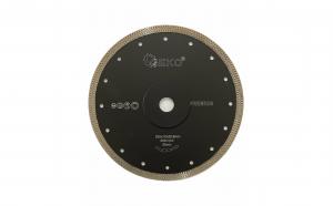 Disc pentru taiat gresie, faianta, piatra premium, 230 x 22.23 mm negru
