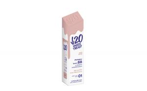 Crema BB Under20 matifianta - efect
