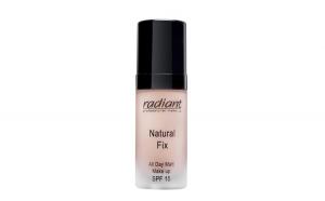 Fond de ten Natural Fix,All Day Matt Make Up,Radiant,01,Rosy