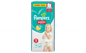 Scutece-chilotel Pampers Active Baby, #StamAcasa, Extra reduceri