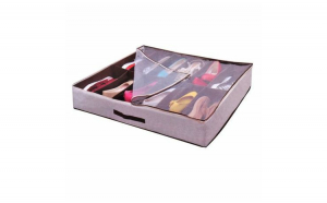 Organizator pentru incaltaminte pentru 12 pantofi, 76x61x15 cm